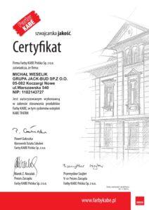 thumbnail of autoryzacja Michał Weselik Grupa Jack-Bud 18.11.2019r.